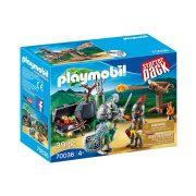 Playmobil Starter Pack 70036 Harc a lovag kincséért