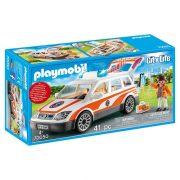Playmobil City Life 70050 Mentőautó szirénával