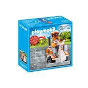 Playmobil City Life 70052 Mentõorvos kétkerekû járgánnyal