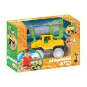 Playmobil Sand 70064 Talajfúró jármű