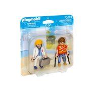 Playmobil Duo Pack 70079 Orvos és páciens