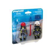 Playmobil Duo Pack 70081 Tűzoltók