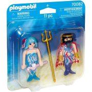 Playmobil Duo Pack 70082 A tenger királya és hableány