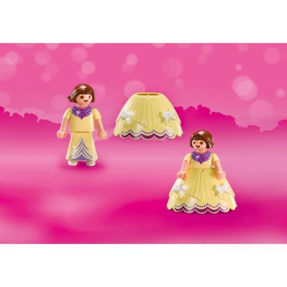Playmobil Princess 70107 Hercegnő egyszarvúval hordozható játékszett