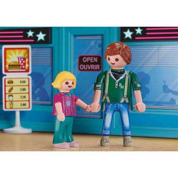 Playmobil City Life 70111 Hordozható büfé