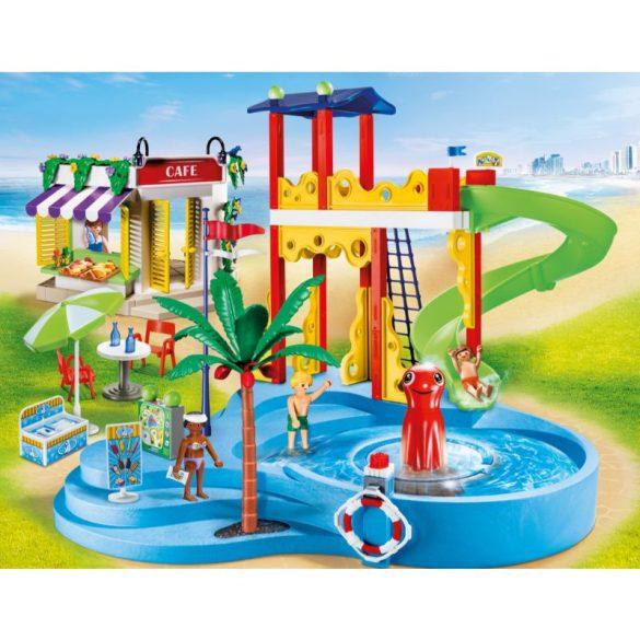 Playmobil Family Fun 70115 Vízi vidámpark