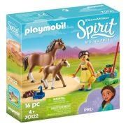 Playmobil Spirit 70122 Prudi lovacskákkal