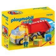 Playmobil 1-2-3 70126 Billenős teherkocsi