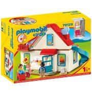 Playmobil 1-2-3 70129 Családi otthon
