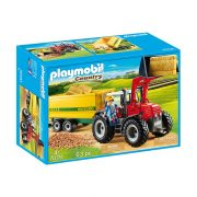 Playmobil Country 70131 Traktor utánfutóval