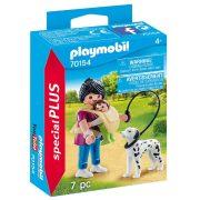 Playmobil Special Plus 70154 Anyuka kisbabával és kutyával