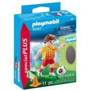 Playmobil Special Plus 70157 Focista focikapufallal
