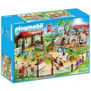 Playmobil Country 70166 Nagy lovas gyakorlópálya lómosó hellyel