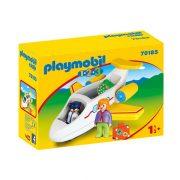 Playmobil 1-2-3 70185 Utasszállító kisrepülőgép