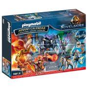 Playmobil Novelmore Adventi naptár 70187 Harc a varázslatos kőért