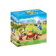Playmobil City Life 70194 Nagyi guruló járókerettel