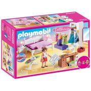 Playmobil Dollhouse 70208 Hálószoba varrósarokkal