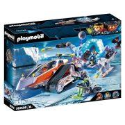 Playmobil Top Agents 70230 Spy Team Kommandó Szán