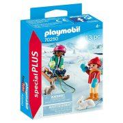 Playmobil Special Plus 70250 Szánkózó gyerekek