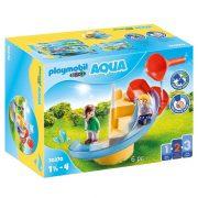 Playmobil 1.2.3. Aqua 70270 Vízi csúszda