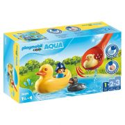 Playmobil 1.2.3. Aqua 70271 Kacsa család