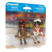 Playmobil Duo Pack 70273 Kalózkapitány és katona