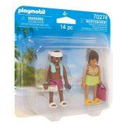 Playmobil Duo Pack 70274 Strandolók