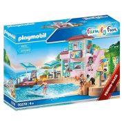 Playmobil Family Fun 70279 Fagylaltos a kikötőben