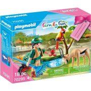 Playmobil Family Fun 70295 Ajándékszett - Állatkert