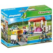 Playmobil Country 70325 Lovarda lószállítóval