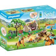Playmobil Spirit 70329 Nyári tábor