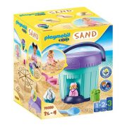 Playmobil 1.2.3. Sand 70339 Homok cukrászda kreatív szett