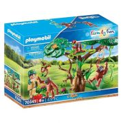 Playmobil Family Fun 70345 Orángutánok a fán