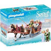 Playmobil Spirit 70397 Téli szánkózás
