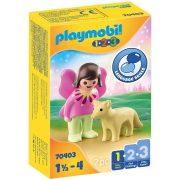 Playmobil 1.2.3. 70403 Tündérke rókával