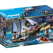 Playmobil Pirates 70412 Piros zubbonyos hajós katona
