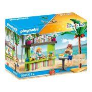 Playmobil Family Fun 70437 Tengerparti büfé