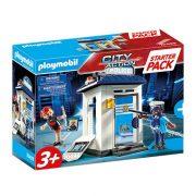 Playmobil City Action Starter Pack 70498 Rendőrség