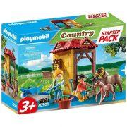 Playmobil Country Starter Pack 70501 Lovasudvar
