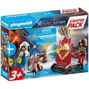 Playmobil Novelmore Starter Pack 70503 Lovagi párbaj kiegészítő szett