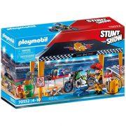 Playmobil Stuntshow 70552 Szervizsátor