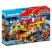 Playmobil City Action 70557 Tűzoltók bevetésen