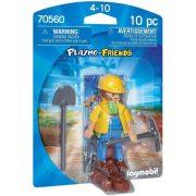 Playmobil Playmo-Friends 70560 Építõmunkás