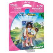 Playmobil Playmo-Friends 70563 Anyuka babahordozóval