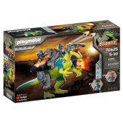 Playmobil Dino Rise 70625 Spinosaurus: Kettõs védekezõerõ