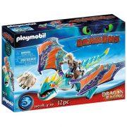 Playmobil Dragon Racing 70728 Astrid és Viharzó