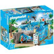 Playmobil Family Fun 9060 Nagy tengeri akvárium