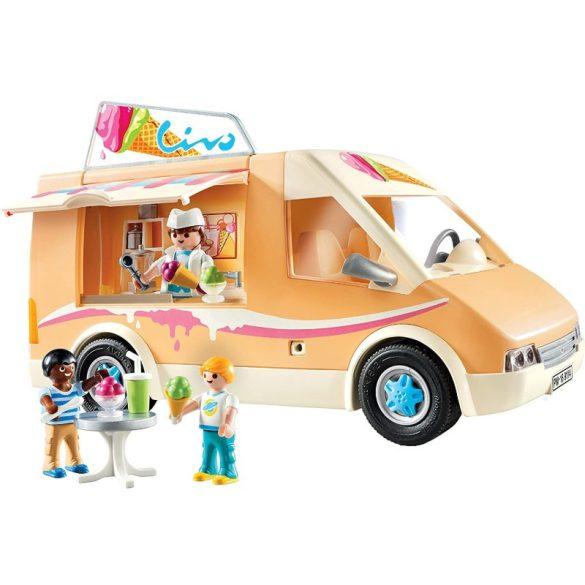Playmobil City Life 9114 Fagyis kocsi