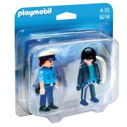 Playmobil Duo Pack 9218 Rendőr és a tolvaj