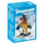 Playmobil Family Fun 9284 Síelő hipszter